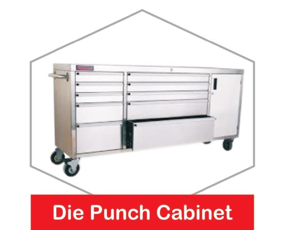 Stainless Steel Die Punch Cabinet