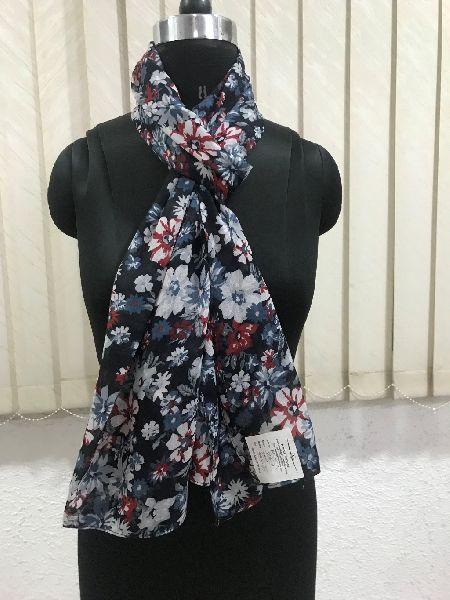Ladies Printed Scarves