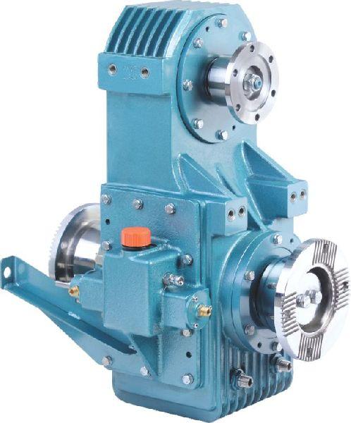 LM Series Split Shaft PTO Pump