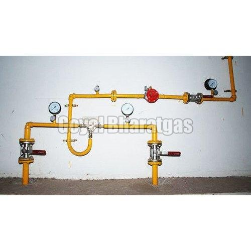 LPG Pipeline Fitting Services