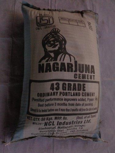 OPC 43 Grade Cement