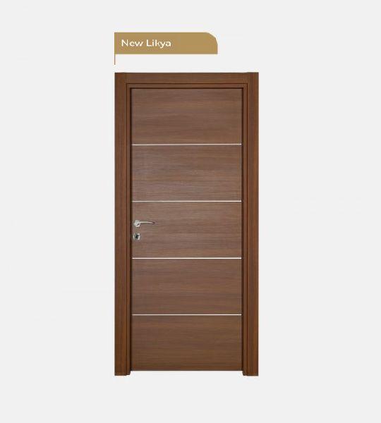 New Likya Aluminium Wooden Door