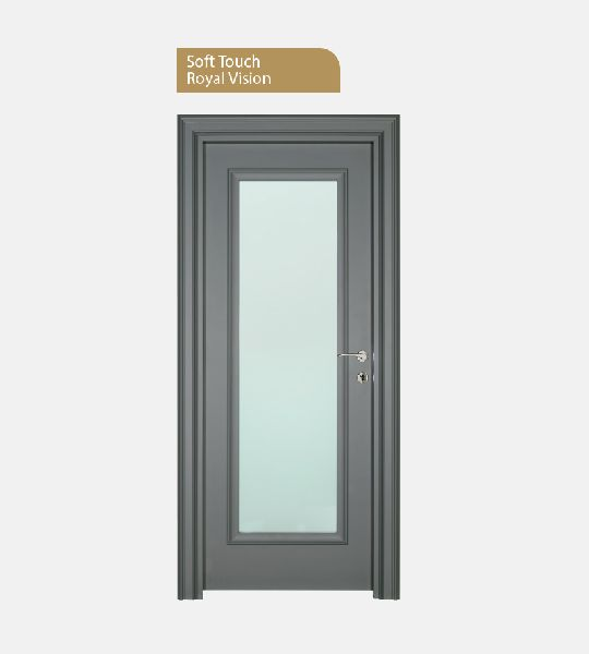 Soft Touch Royal Vision Wooden Door