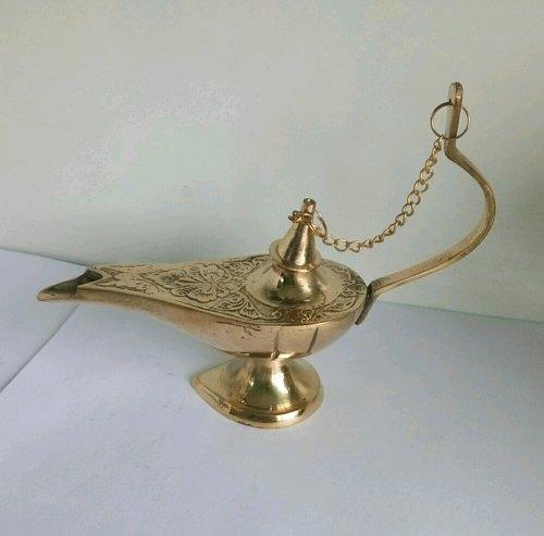 Brass Alladin Chirag