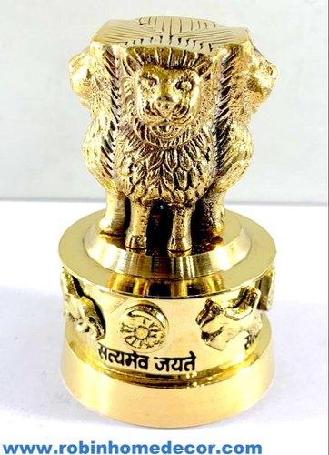 Brass Ashoka Stambh