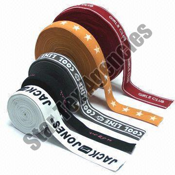 Name Elastic Tape