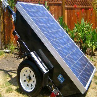 Portable Solar System