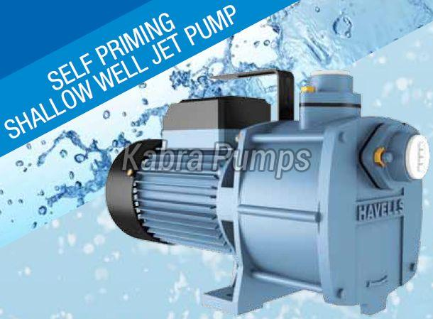 JS Self Priming Shallow Well Jet Pump