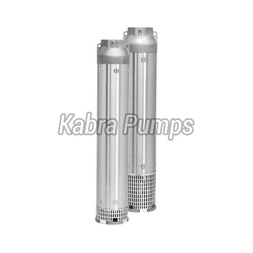 SS Fabricated Submersible Pump