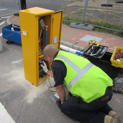 Boom Barrier Maintenance Services