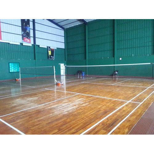 Badminton Court Construction Service
