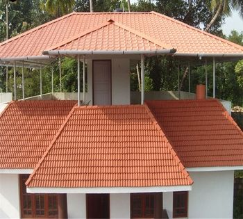 Pyramid Roofing Shed