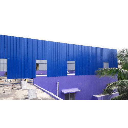 Warehouse Shed Construction Service