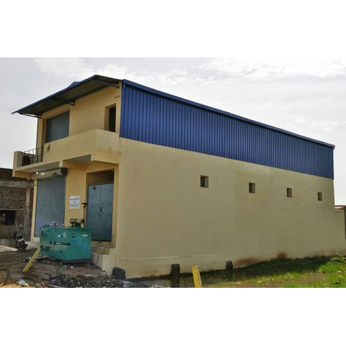 Warehouse Shed Contractors
