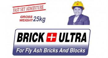 Brick Plus Ultra Fast Set Admixture For Fly Ash Bricks & Blocks