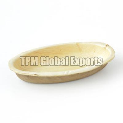 Oval Areca Leaf Plate