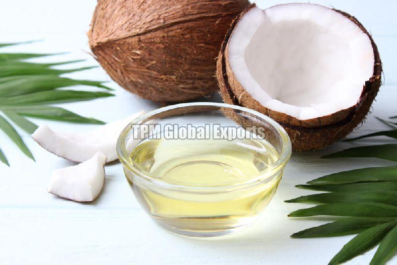 Hot Pressed Coconut Oil