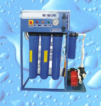 Commercial Water Purifier (100 LPH)