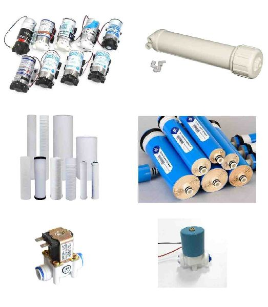Domestic Water Purifier Spare Parts