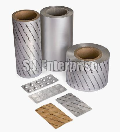 Aluminium Lidding Foil