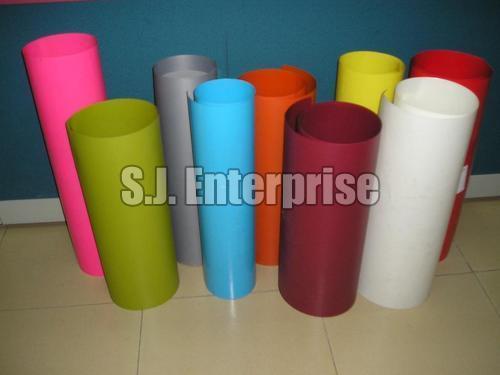 Opaque PVC Film
