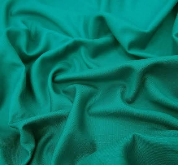 Green Rayon Fabric