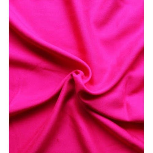 Pink Rayon Fabric
