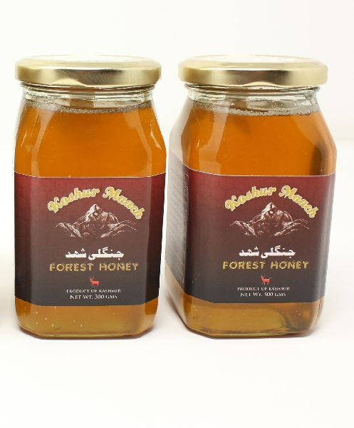 Wild Flowers Honey