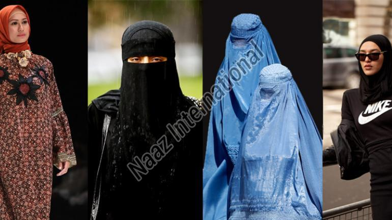 Ladies Burqa