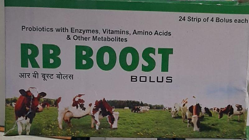 Rb Boost Bolus