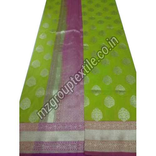 Fancy Katan Silk Saree
