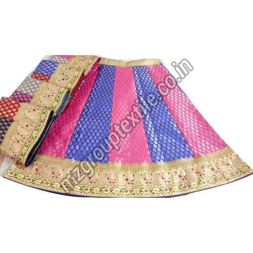 Fancy Silk Lehenga