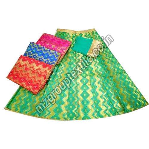 Party Wear Silk Lehenga