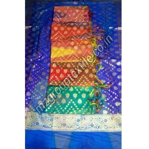 Traditional Silk Dupatta