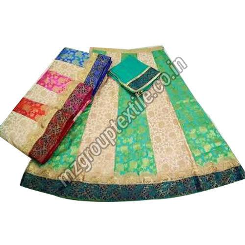 Traditional Silk Lehenga