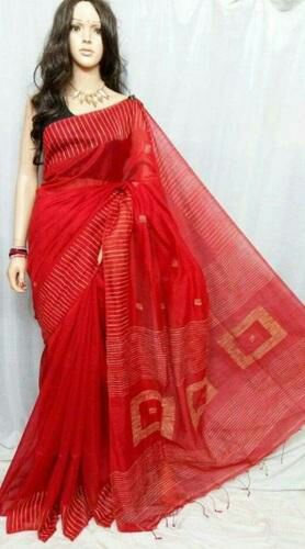 Box Sequence Saree