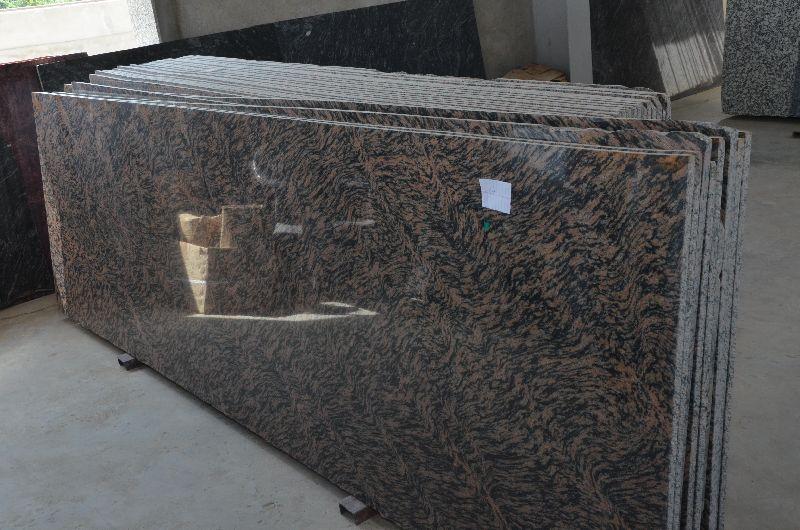 Multi Tiger Granite Stone