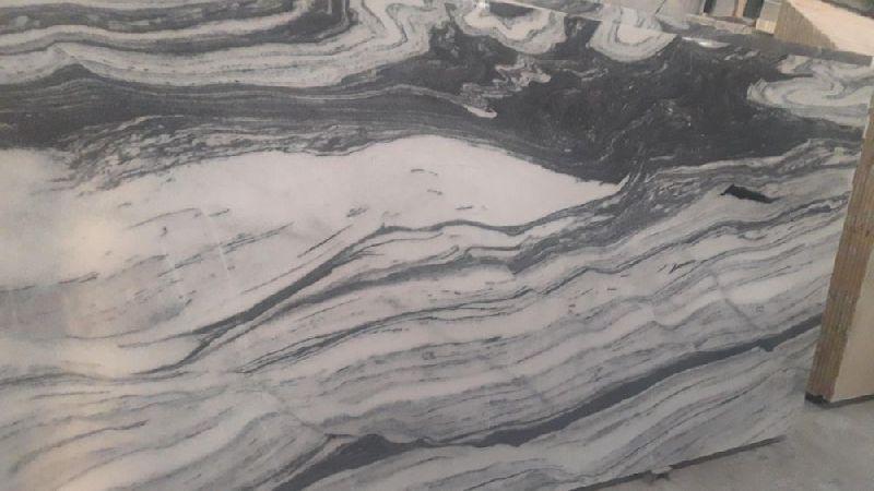 River White Marble Stone