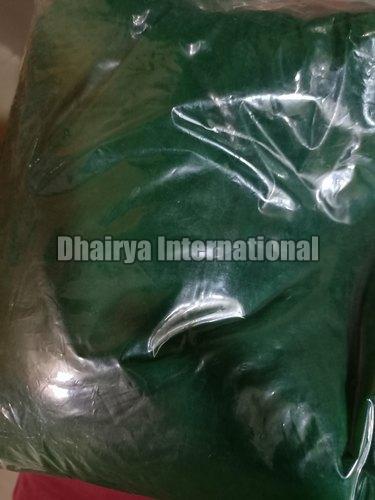 Green 7 Pigment