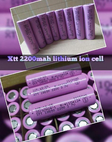 2200Mah Lithium Ion Battery