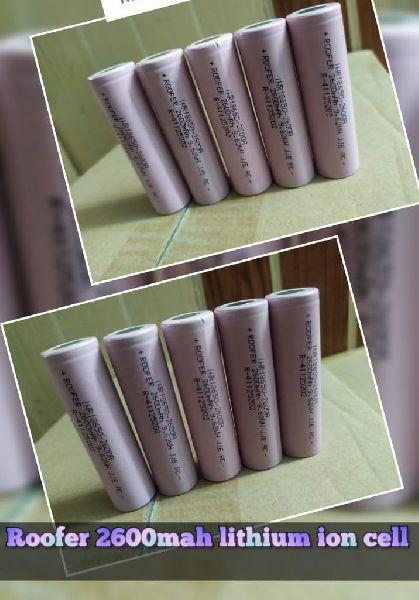 2600Mah Lithium Ion Battery