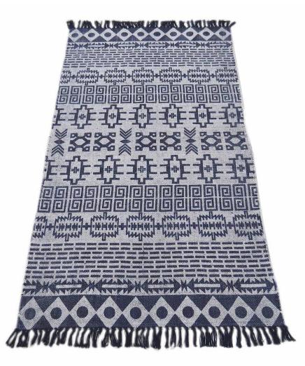 Printed Cotton Rug