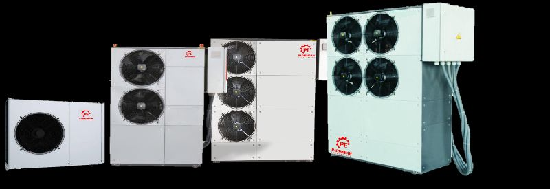 PE\'s Commercial Heat Pump