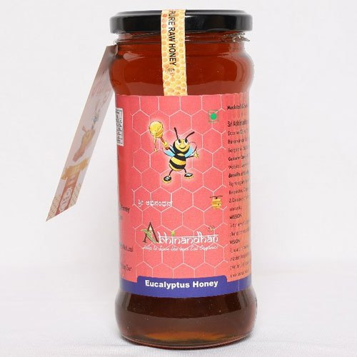 Raw Eucalyptus Honey