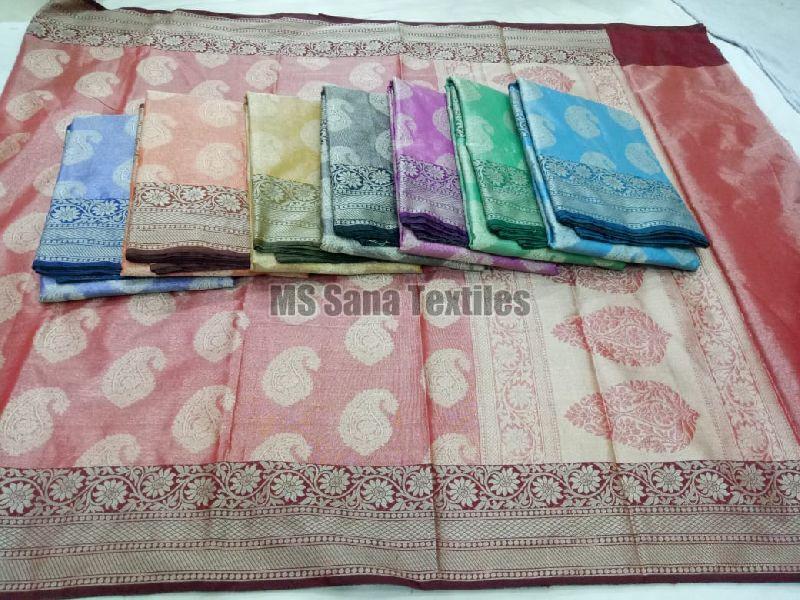 Tissue Sarees