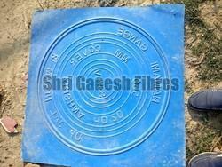 Square Manhole Cover Plate