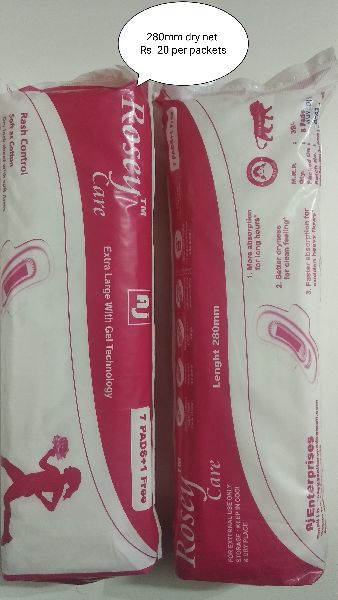 Rosey Care Sanitary Napkin