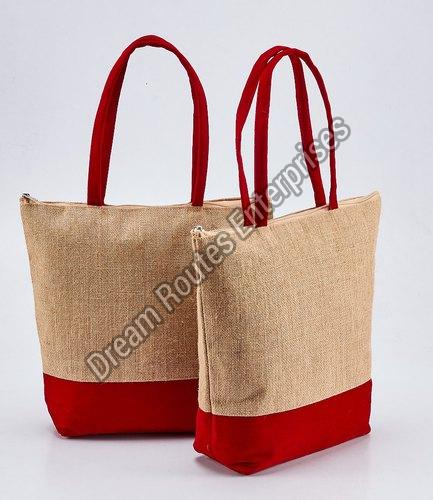 Jute Ladies Handbag