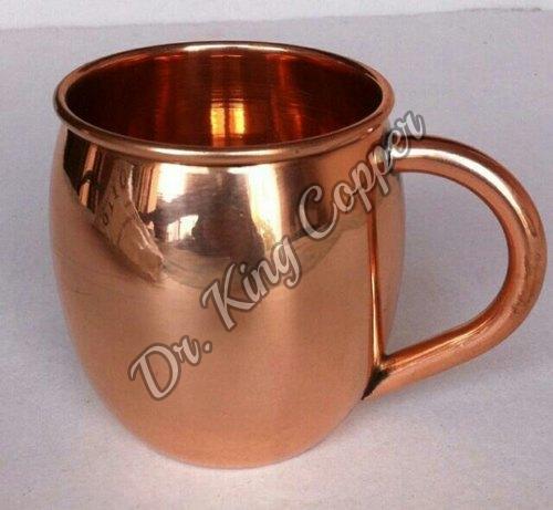 Copper Plain Mug