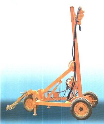 High pressure Pneumatic & Hydraulic deep rock wagon drill